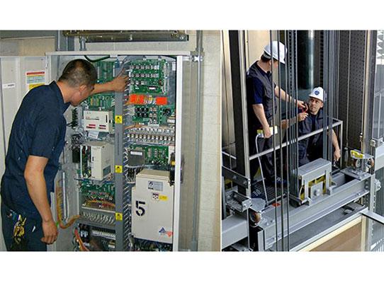 Dịch vụ bảo trì thang máy trọn gói