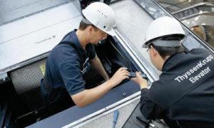 Cung cấp nhân viên bảo trì thang máy định kỳ