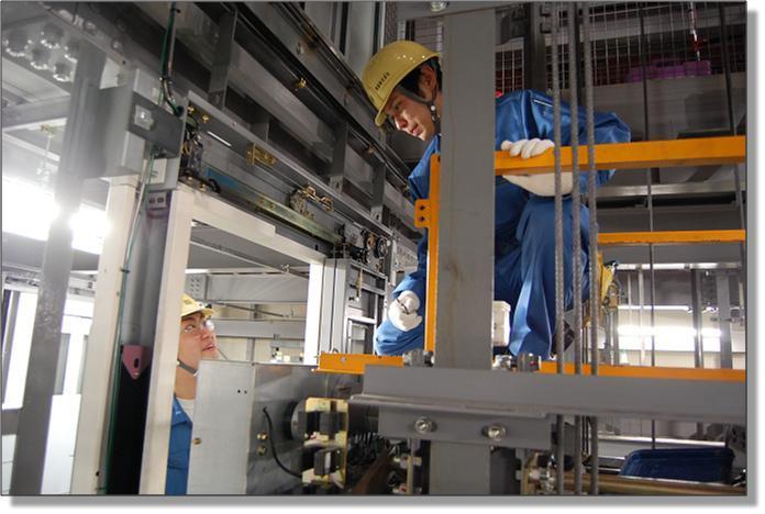 Dịch vụ lắp đặt thang máy gia đình uy tín